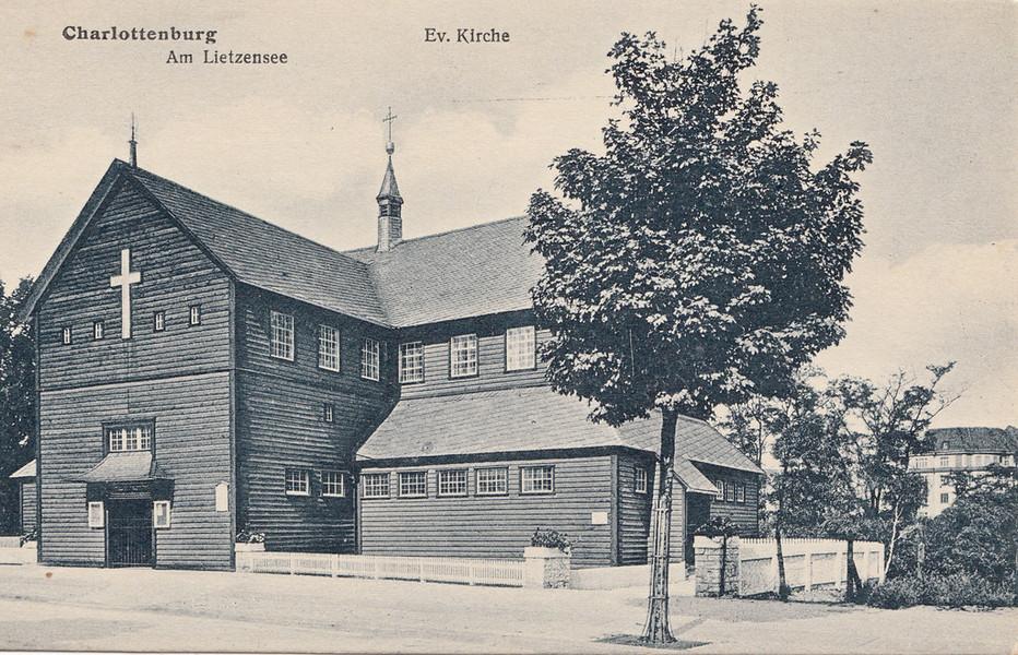 Kirche Am Lietzensee